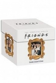Tv Serie - Friends The Complete Collection  (40DVD)