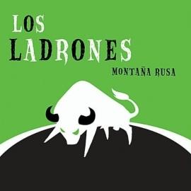 Los Ladrones - Montana Rusa  (2LP)