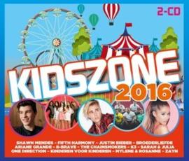 Various - Kidszone 2016 (2CD)