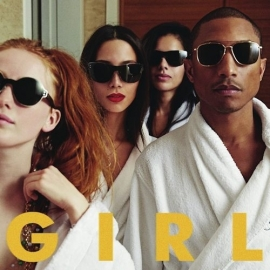 Pharrell Williams - Girl (1CD)