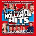 Various - De Grootste Hollandse hits Jaaroverzicht 2020 (1CD)