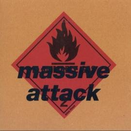 Massive Attack - Blue lines (1CD)