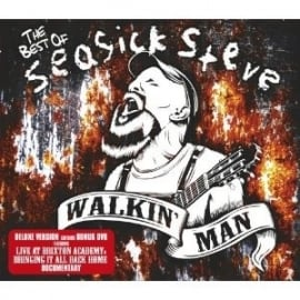 Seasick Steve - Walkin` Man (1CD+1DVD)