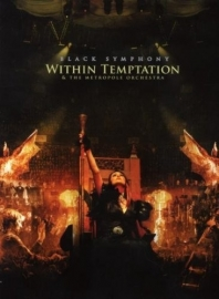Within Temptation - Black Symphony `limited edition`  (2DVD+2CD)