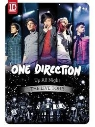 One Direction - Up All Night: The Live Tour (1DVD)