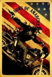 Tv Serie - Sons Of Anarchy Seizoen 2  (4DVD)