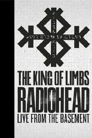 """Radiohead - The King Of Limbs """"Live From The Basement"""" (1DVD)"""