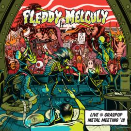 Fleddy Melculy - Live @ Graspop Metal Meeting '18 (1CD)
