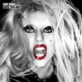 Lady Gaga - Born This Way  (2CD)