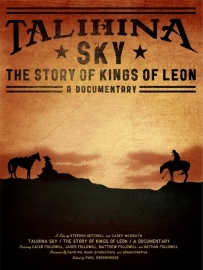 Kings of Leon - Talihina Sky (1DVD)