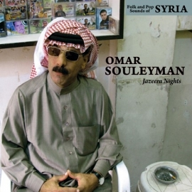 Omar Souleyman - Jazeera Nights (1CD)