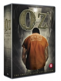 Tv Serie - Oz  (21DVD)