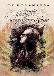 Joe Bonamassa - An Acoustic Evening At The Vienna Opera House (2DVD)