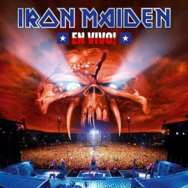 Iron Maiden - En Vivo!  (2CD)