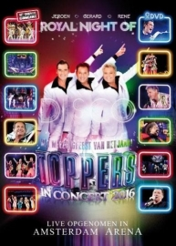 Toppers - Toppers in Concert 2016 (2DVD)