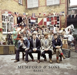 Mumford & Sons - Babel (1LP)