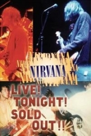 Nirvana - Live! Tonight! Sold Out!  (1DVD)
