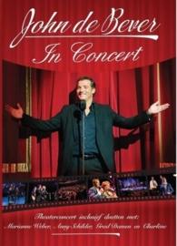 John de Bever - In Concert (1DVD)