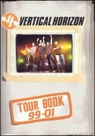 Vertical Horizon - Tour Book `99-`01  (1DVD)