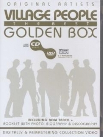 Village People - Golden Box (1DVD+1CD)