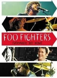Foo Fighters - Everywhere But Home  (2DVD)