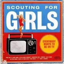 Scouting For Girls - Everybody Wants Te Be On TV  (1CD)