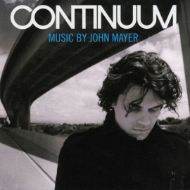 John Mayer - Continuum  (1CD+1DVD))