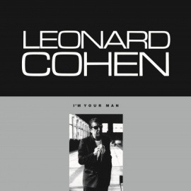 leonard Cohen - I`m Your Man  (1LP)