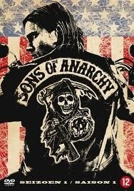 Tv Serie - Sons of Anarchy  (4DVD)
