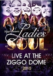 Ladies of Soul - Live at the Ziggo Dome 2015 (1DVD)