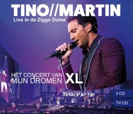 Tino Martin - Het Concert Van Mijn Dromen XL (2CD)