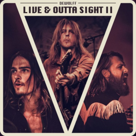 DeWolff - Live & Outta Sight II (1CD)