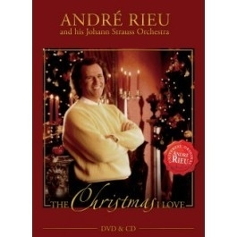 Andre Rieu - The Christmas I Love (1DVD)