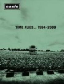 Oasis - Time Files 1994-2009  (1DVD)