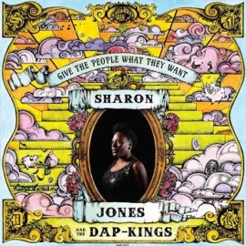 Sharon Jones & The Dap-Kings - Give the People What They Want (1CD)