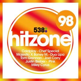 Various - Hitzone 98 (1CD)