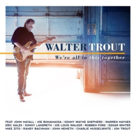 Walter Trout - We're All In This Together (1CD)