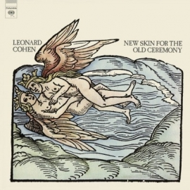 Leonatd Cohen - New Skin For The Old Ceremony  (1LP)