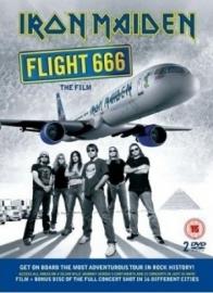 Iron Maiden - Flight 666  (2DVD)