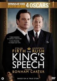 Movie - The King`s Speech  (1DVD)