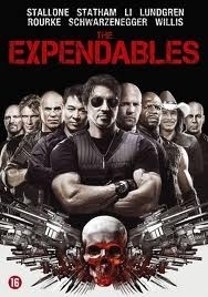 Movie - The Expendables  (1DVD)