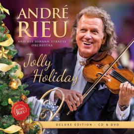 André Rieu - Jolly Holiday (1CD+1DVD)