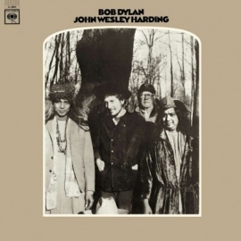 Bob Dylan - John Wesley Harding  (1LP)