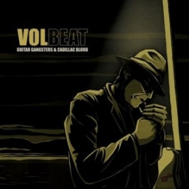 Volbeat - Guitar Gangsters & Cadillac Blood (1LP)