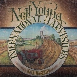 Neil Young - A Treasure (1CD)