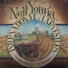 Neil Young - A Treasure (2LP)