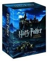 Movie - Harry Potter Complete Collection  (16DVD)