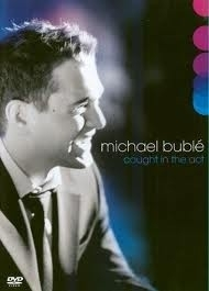 Michael Buble - Caught in the Act  (1DVD+1CD)