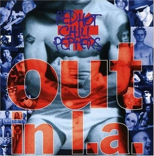 Red Hot Chili Peppers - Out in LA (1CD)
