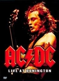 AC/DC - Live at Donington  (1DVD)